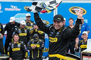NASCAR Cup Breaking news Ambrose: Australian for three-peat?