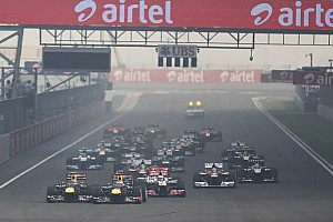 Formula 1 Commentary 2014 absence for India 'not good' - Stewart