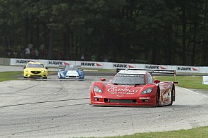 Grand-Am Race report Bob Stallings Racing's Gurney and Fogarty close on championship lead at Road America