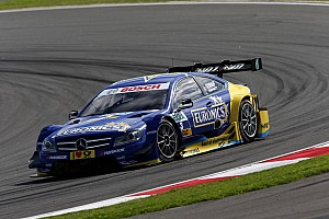 DTM Preview Seventh race of the season for Mercedes at the Nürburgring