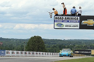 Grand-Am Special feature Thursday special: Former 'daily driver' now winning races In CTSCC
