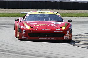 Grand-Am Qualifying report Tagliani gives No. 61 R.Ferri/AIM Motorsport Racing Kansas Speedway pole in team debut