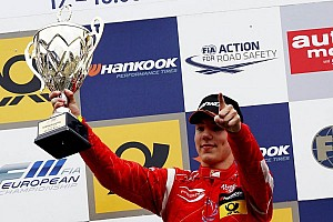 F3 Europe Commentary Marciello has the perfect weekend at the Nurburgring