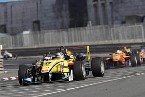 F3 Europe Race report Third points finish of series season for Giovinazzi at Nürburgring