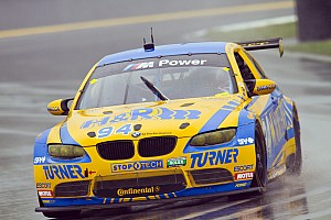 Grand-Am Race report Top-5 finish in no. 96 GS class M3 for Auberlen and Dalla Lana at Kansas