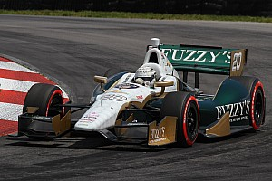 IndyCar Preview Carpenter prepared for tough Sonoma raceway challenge this weekend