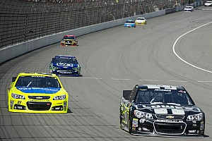 NASCAR Cup Preview Johnson hopes for better luck at Bristol