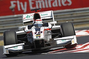 GP2 Practice report Stefano Coletti leads the way in Spa