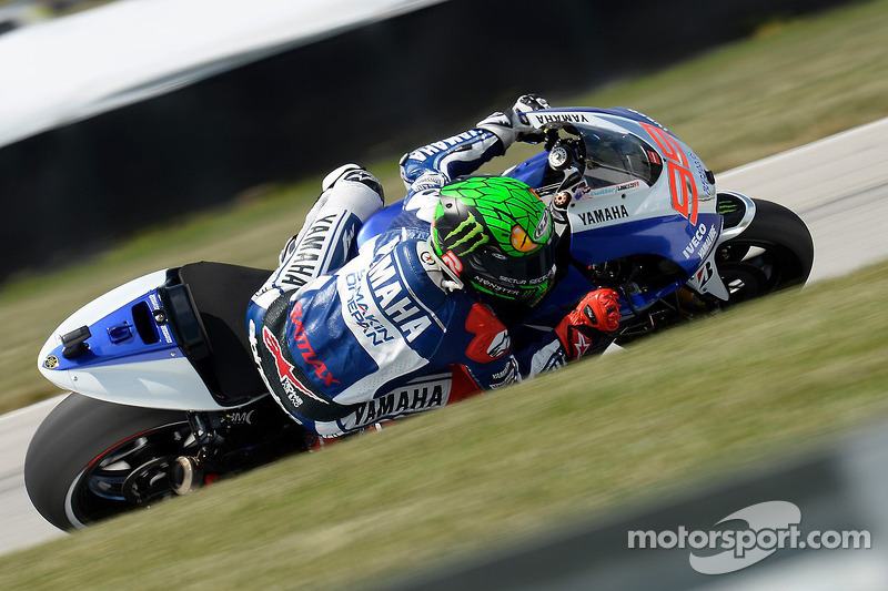 Challenging Brno qualifying for Lorenzo and Rossi