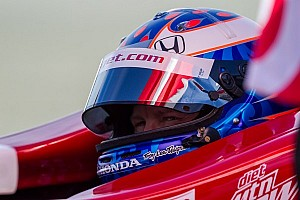 IndyCar Commentary IndyCar heats up at Sonoma - Power gifted a win