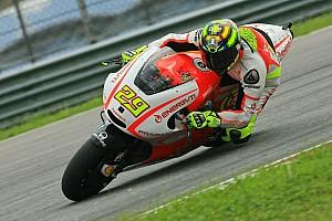 MotoGP Practice report Round 12 kicks off in Great Britain for Pramac Racing