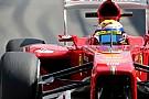 Massa insists future brighter than a year ago