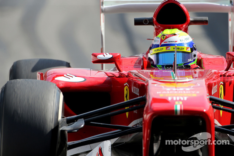 Massa insists future brighter than a year ago