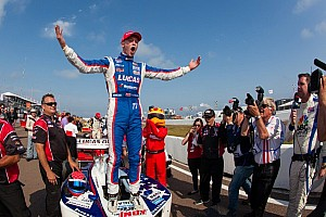 IndyCar Breaking news Hawksworth revved up for IndyCar test bow with RLL