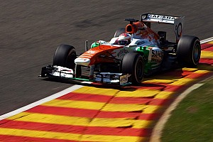 Formula 1 Breaking news Di Resta, in Italy, admits Ferrari 'a dream'