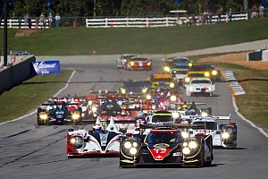 ALMS Special feature The end of an era and the beginning of a new one: Petit Le Mans 2013