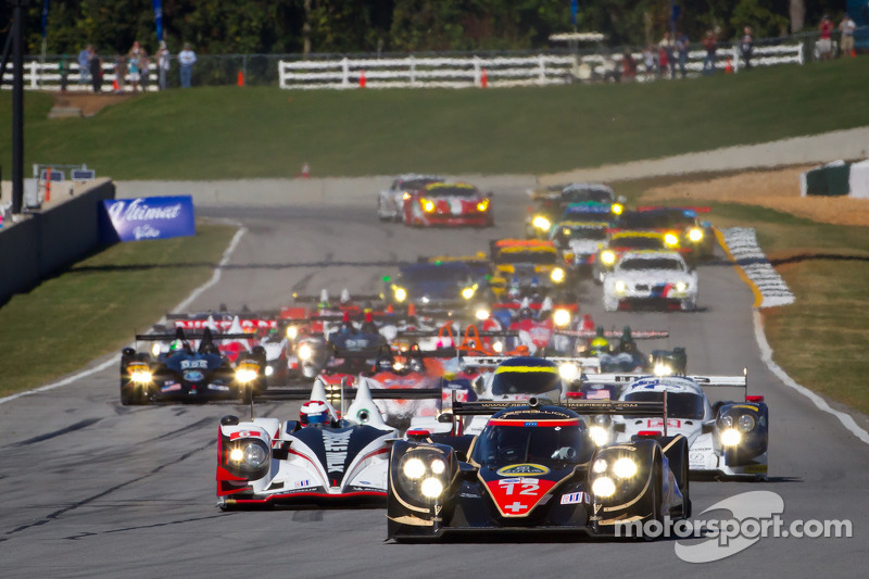 The end of an era and the beginning of a new one: Petit Le Mans 2013