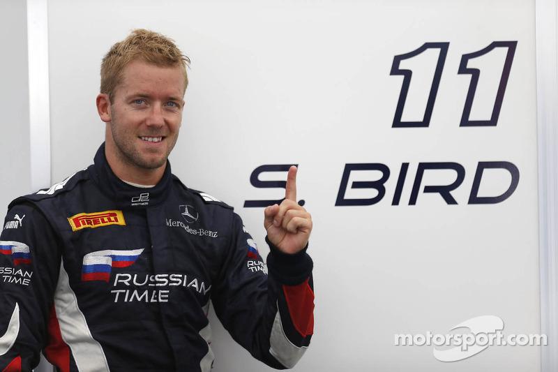 Bird blasts to Monza pole