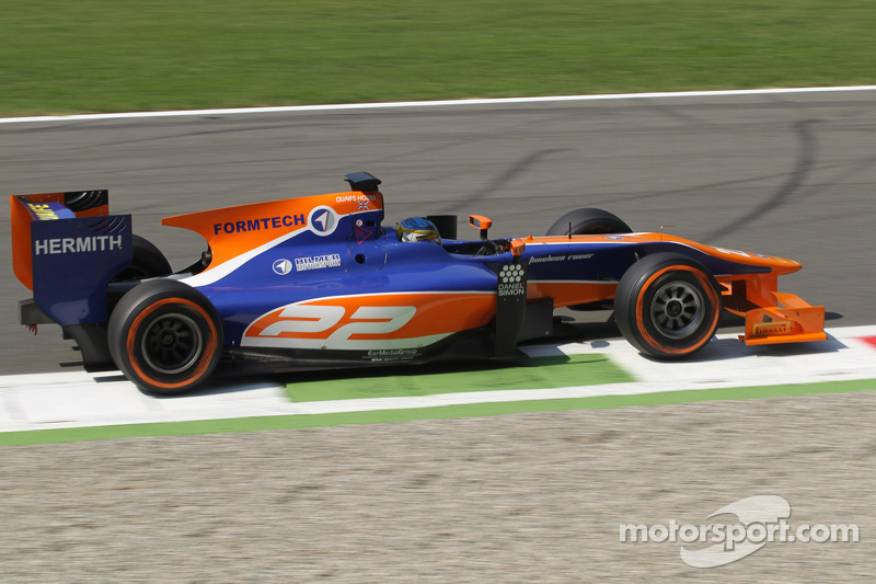 Quaife-Hobbs reigns in Monza
