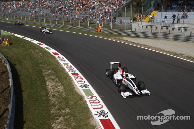 An exciting duel for Coletti, in Monza's Sprint Race