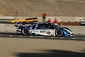 Grand-Am Race report Hard-fought double top-10 for Michael Shank Racing in Monterey