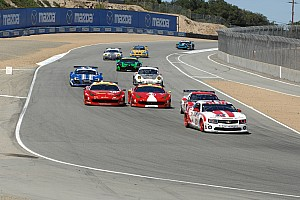 Grand-Am Breaking news GRAND-AM statement on GT class penalties at Mazda Raceway