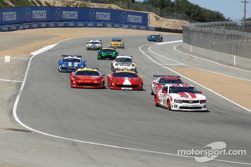 GRAND-AM statement on GT class penalties at Mazda Raceway
