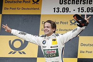 DTM Race report Farfus wins at Oschersleben and is Rockenfeller's final challenger