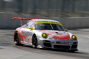ALMS Preview Flying Lizard Motorsports faces next challenge at Circuit Of The Americas