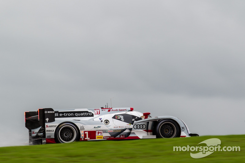 Audi, ORECA, Aston and Ferrari on top in Free Practice 3 at COTA