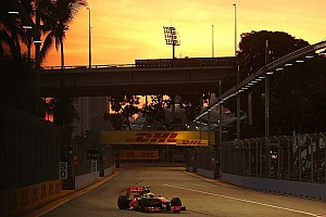 Formula 1 Breaking news McLaren's Perez admits need to improve