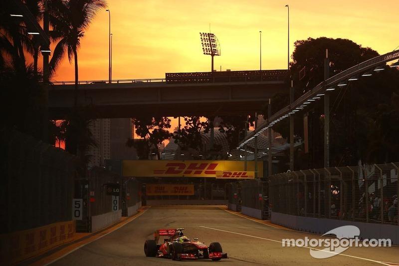McLaren's Perez admits need to improve