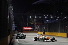 A hard-earned point for Sahara Force India on the streets of Singapore