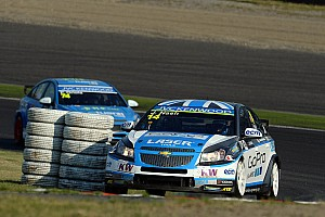 WTCC Race report James Nash finished in fifth place overall at Suzuka