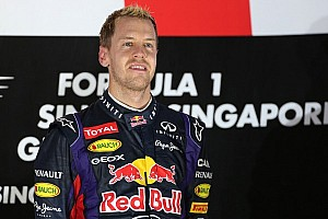 Formula 1 Commentary Vettel boos linked to lack of 'charisma' - Stuck