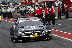 DTM Preview Mercedes heads to ninth race of the season at Zandvoort