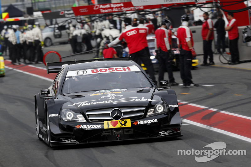 Mercedes heads to ninth race of the season at Zandvoort