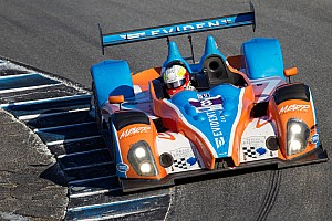 ALMS Race report Kyle Marcelli and Chris Cumming win at Austin!