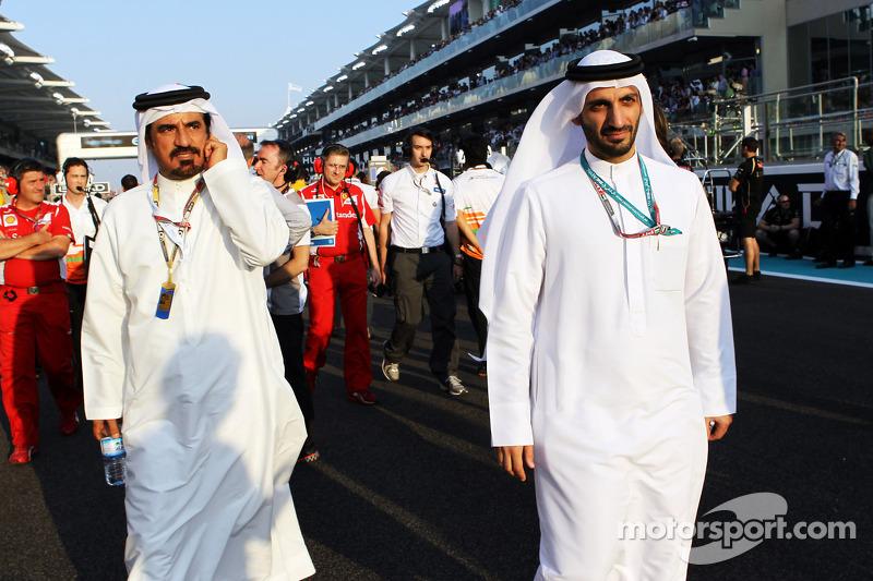 Bin Sulayem weighing up bid for FIA presidency