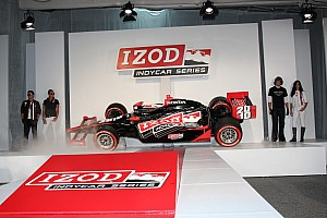IndyCar Breaking news IZOD and IndyCar Series to conclude sponsorship after 2013