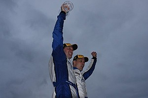 Grand-Am Race report Borcheller, LaMarra capture Championship in thriller ST finale