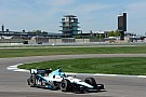 IndyCar drivers ready to race on Indy road course