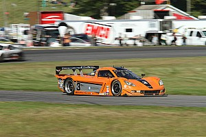 Grand-Am Race report 8Star finishes debut season with solid result at Lime Rock