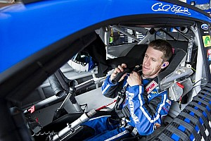 NASCAR Cup Commentary Carl Edwards sees Chase chances dim with broken hub