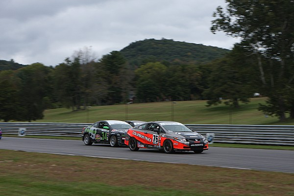 Grand-Am Tough close to 2013 CTSCC at Lime Rock Park for Mason and Burrows