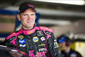 NASCAR Cup Preview Bowyer is headed home for this weekend's race at Kansas Speedway