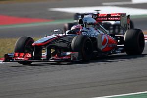 Formula 1 Rumor Aragon likely new venue for McLaren-Pirelli test