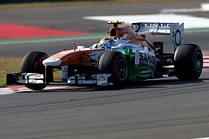 Formula 1 Practice report Sahara Force India completed a busy day of practice for the Korean GP