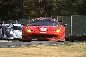 ALMS Race report Virginia is for Michelin