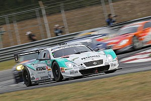 Super GT Race report Nakajima, Rossiter claim come from behind GT500 victory at Autopolis